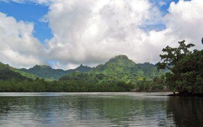 Micronesië en Palau
