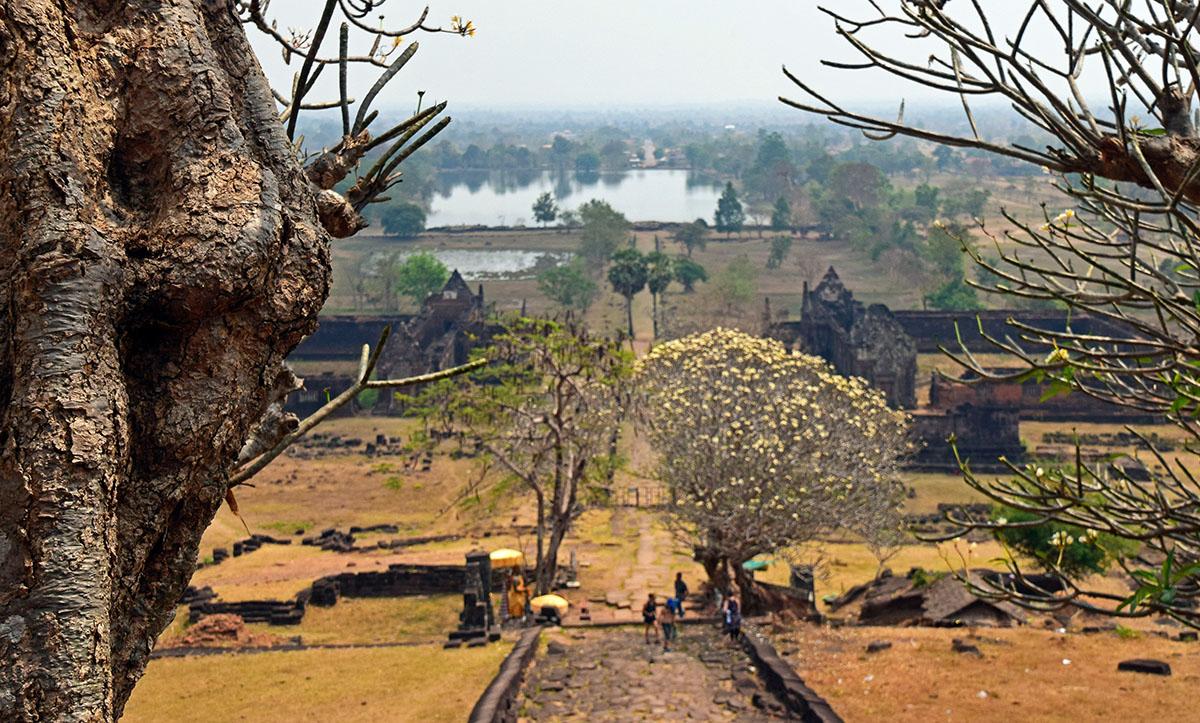 Wat Phu in Champasak