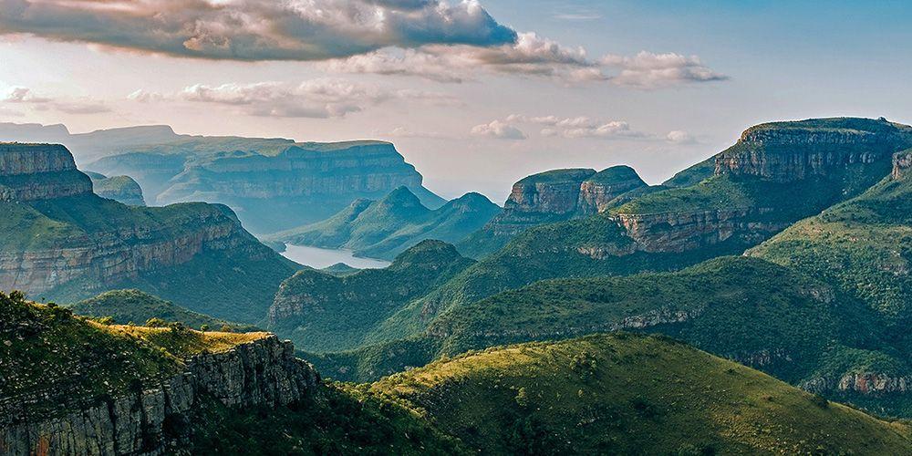 Blyde Canyon, Zuid-Afrika