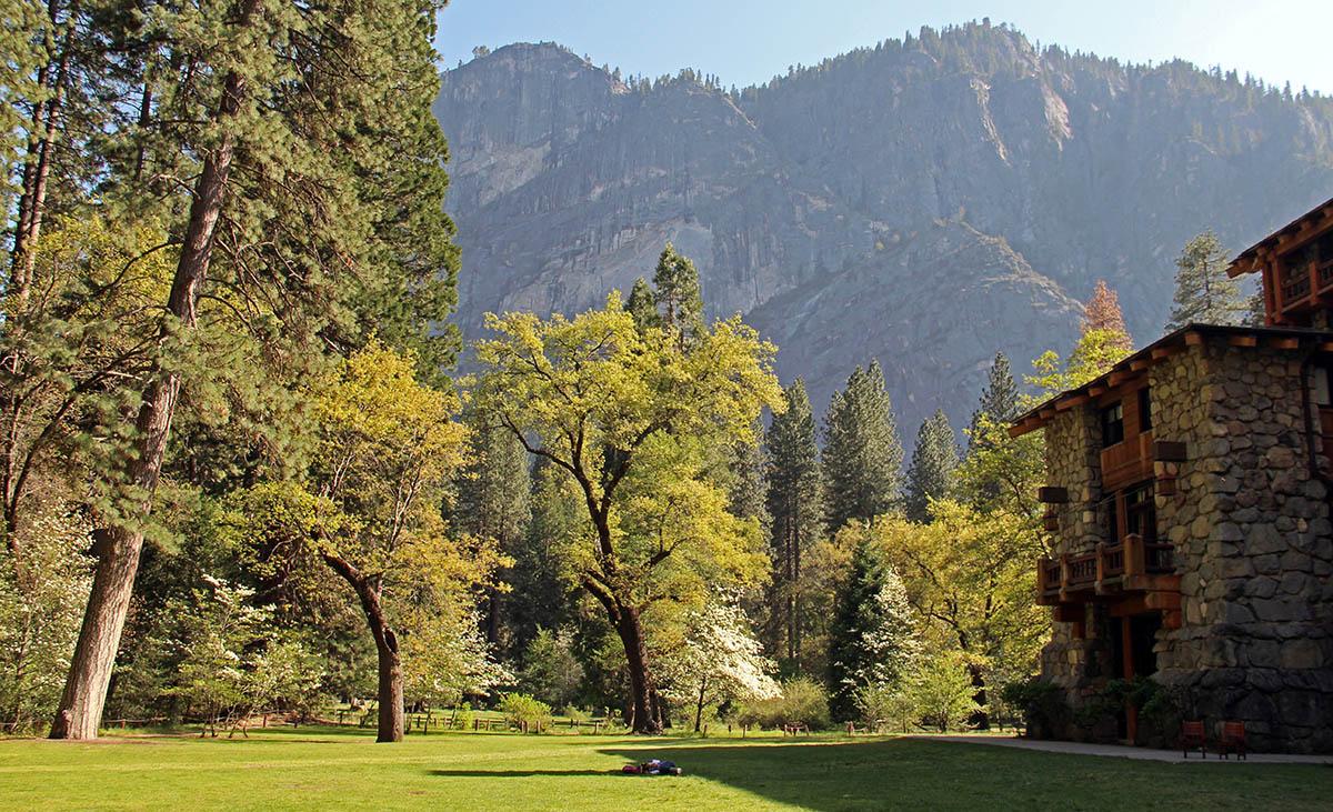 Hotel in Yosemite National Park