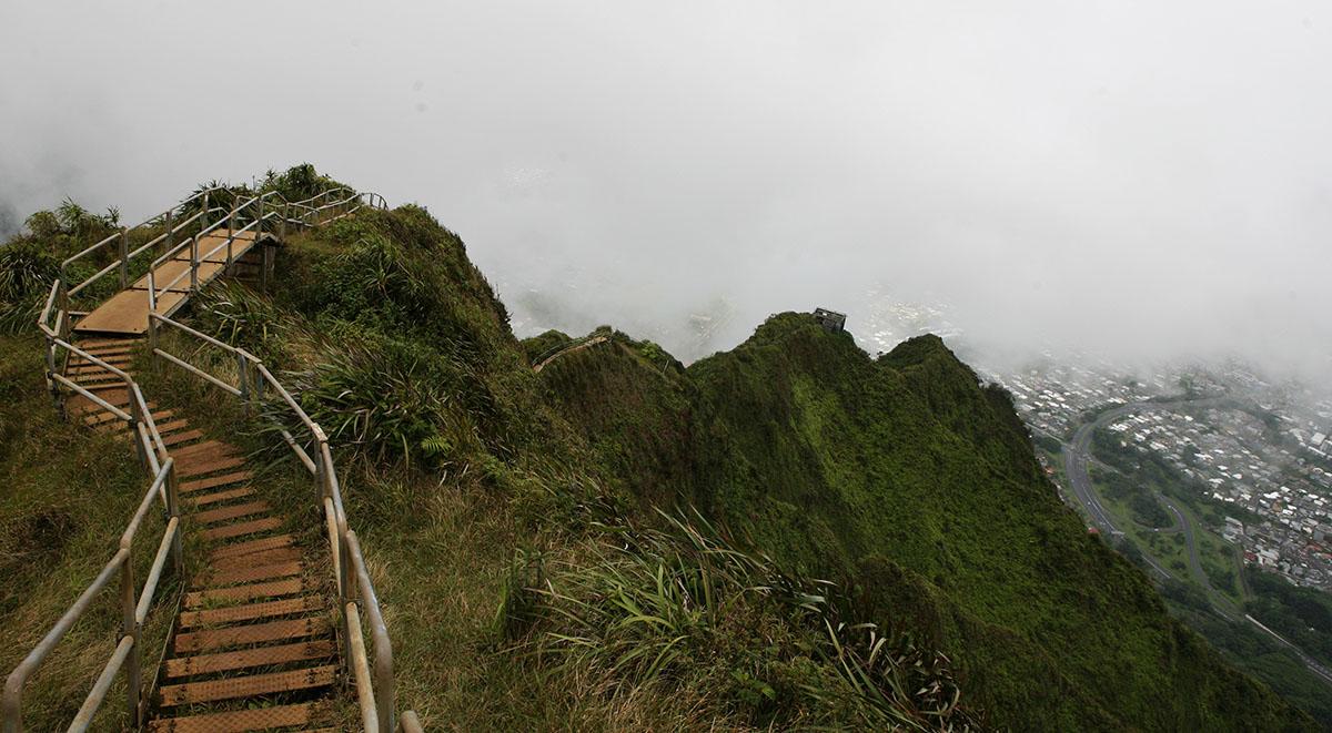 Stairay to Heaven, Oahu, Hawaii