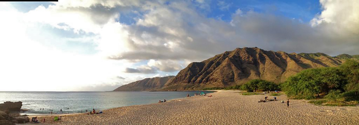 Kaene, Oahu, Hawaii