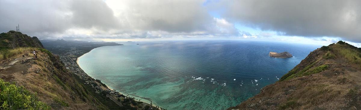 Kulio, Oahu, Hawaii
