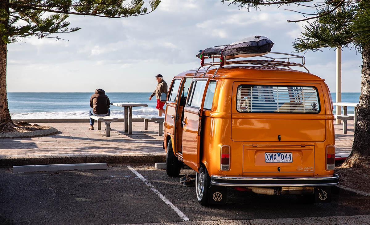 Reizen met een camper in Australië