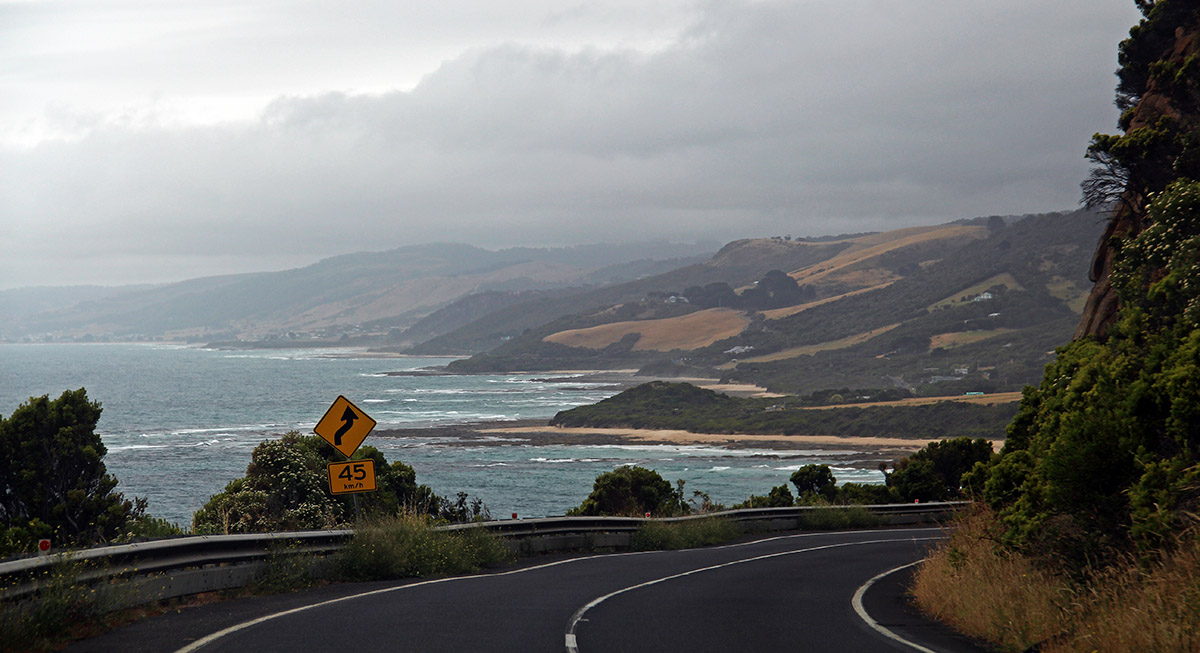 De Great Ocean Road, Australië