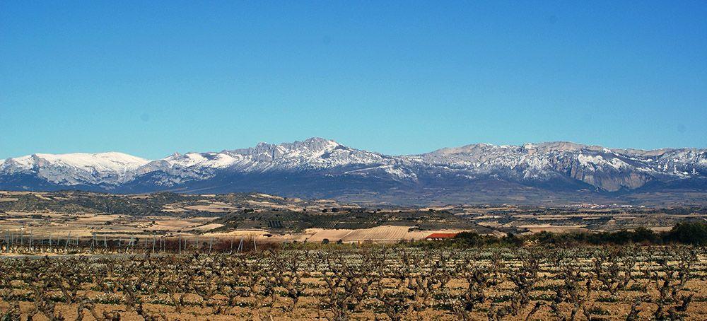 Omgeving van Rioja, Spaans Baskenland