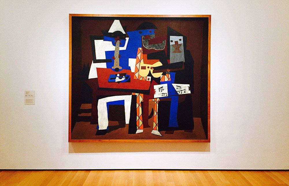 Spanje heeft wereldberoemde kunstenaars voortgebracht, zoals Pablo Picasso