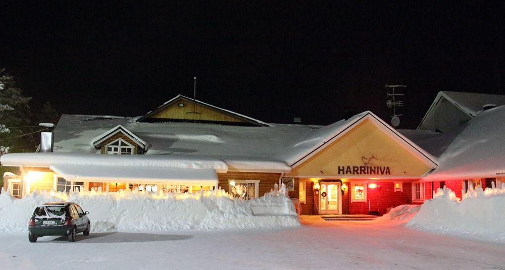 Hotel in Muonio in Fins Lapland