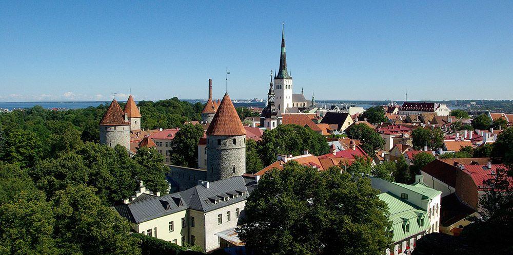 Tallinn, de prachtige hoofdstad van Estland