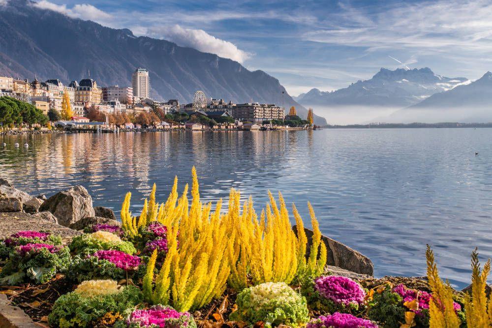 meer in Zwitserland