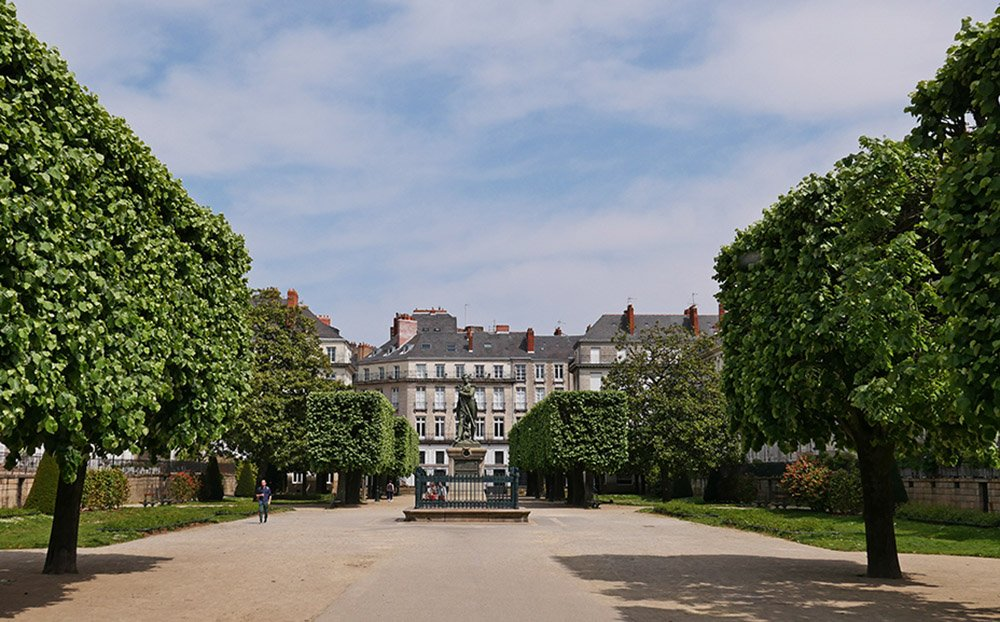 Cambronne in Nantes