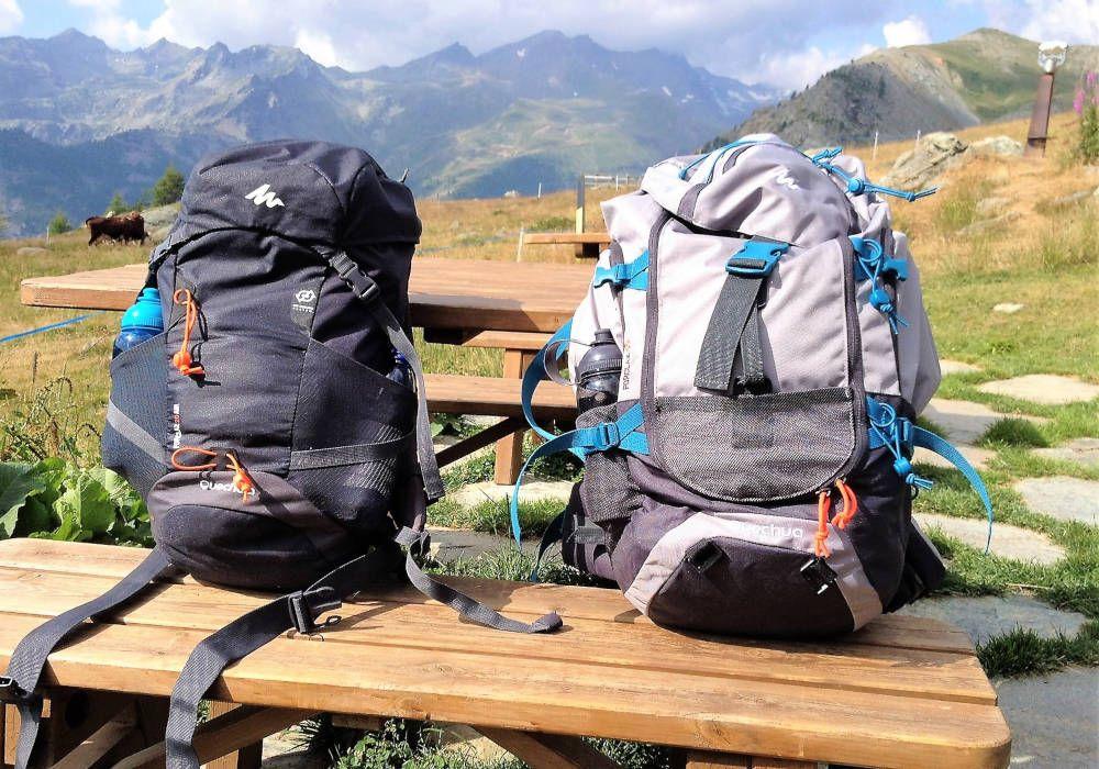 Rugzak als handig artikel voor op reis