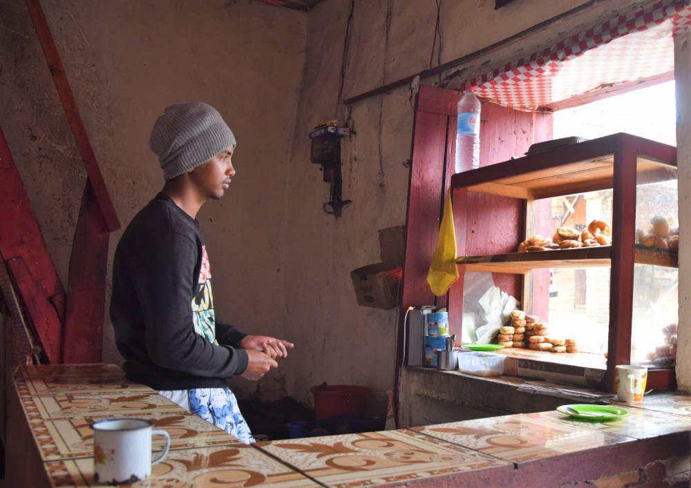Café in Madagaskar