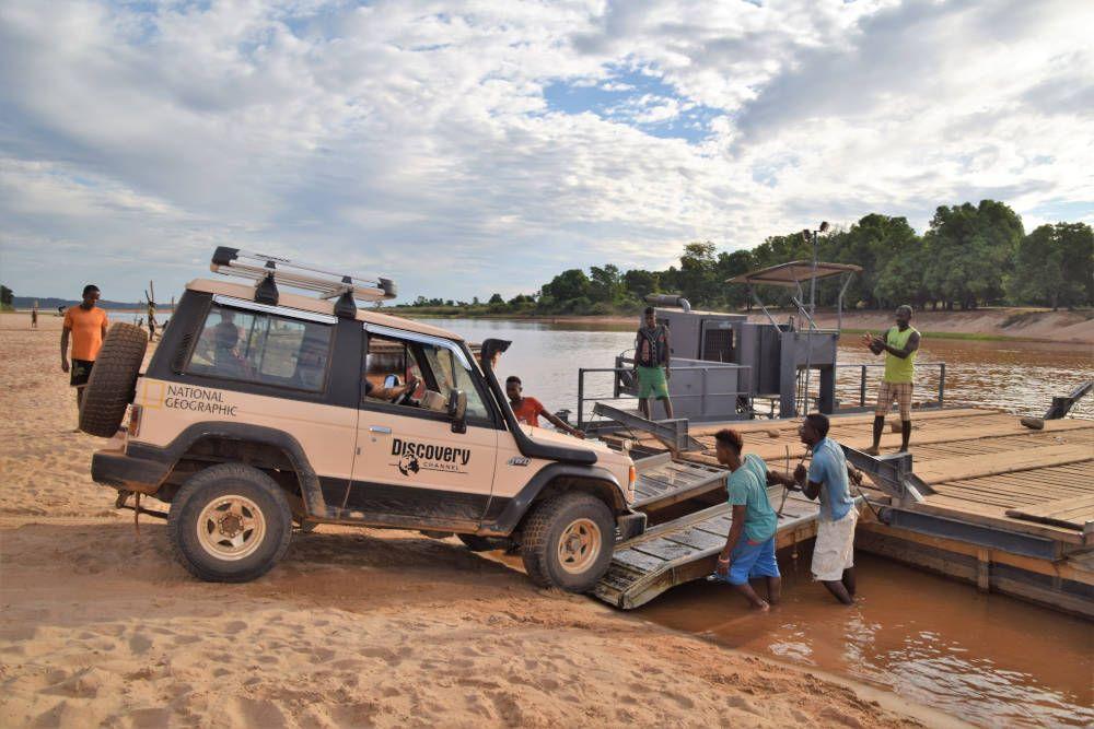 Roadtrip door Madagaskar