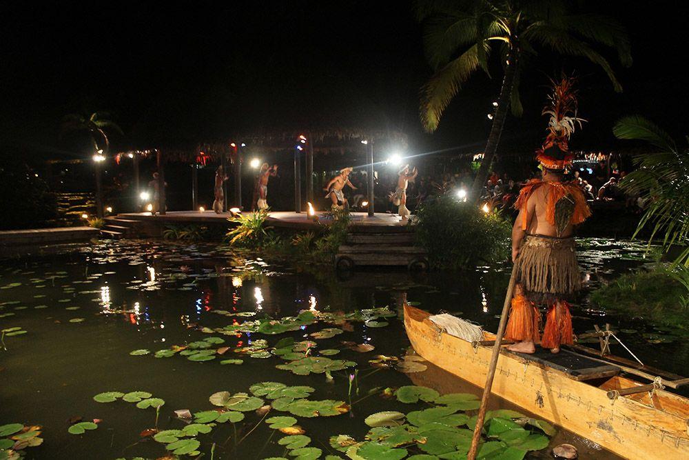 culturele excursie op Rarotonga, Cookeilanden