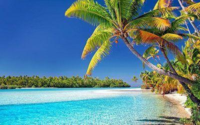 De paradijselijke Cookeilanden