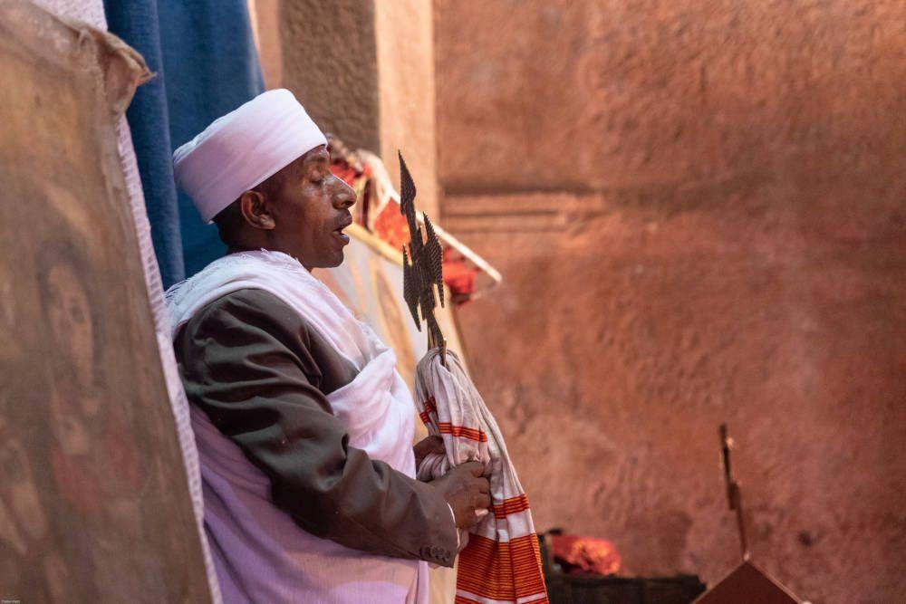 Lalibela, Ethiopië