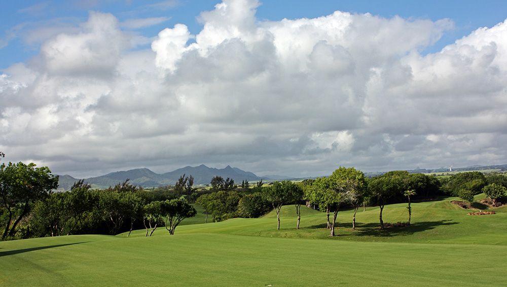 golfen op Mauritius