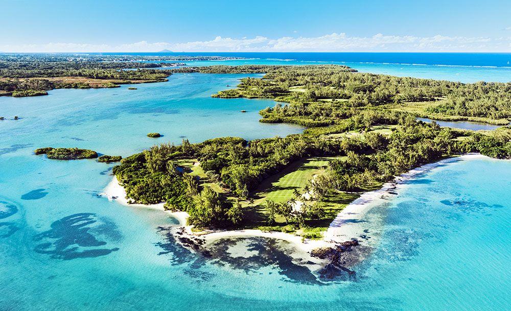 Golfbaan van de Ile aux Cerfs Golf Club