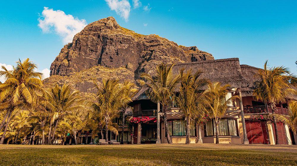 golfresort op Mauritius