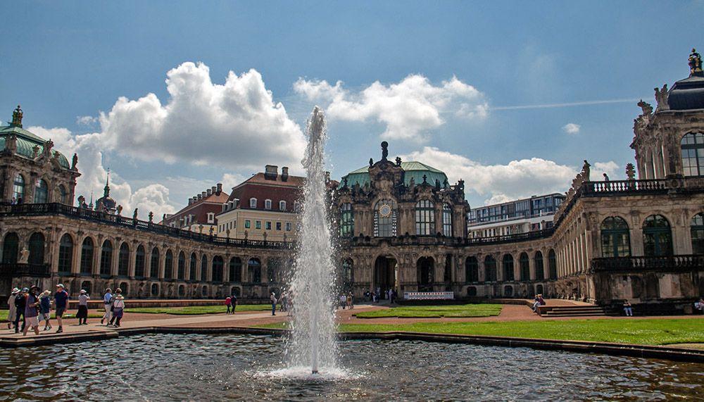 Zwenger, Dresden