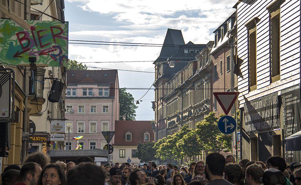 Neustadt in Dresden