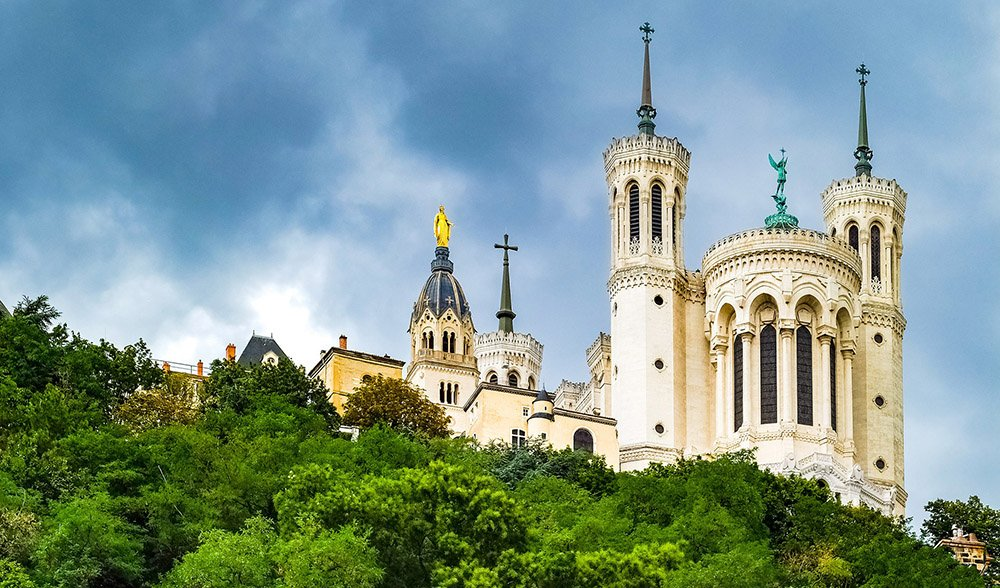 Basiliek van Lyon