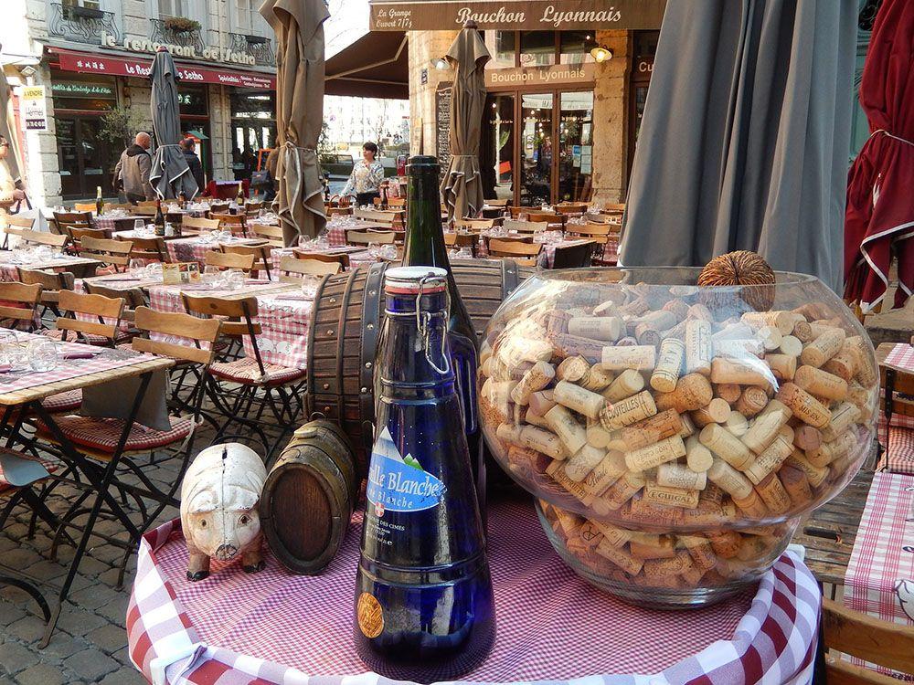 Eten en drinken in Lyon