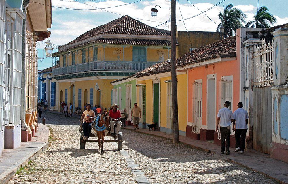 Triinidad, Cuba