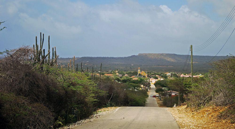 binnenland Bonaire