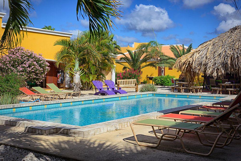 Djambo, resort op Bonaire