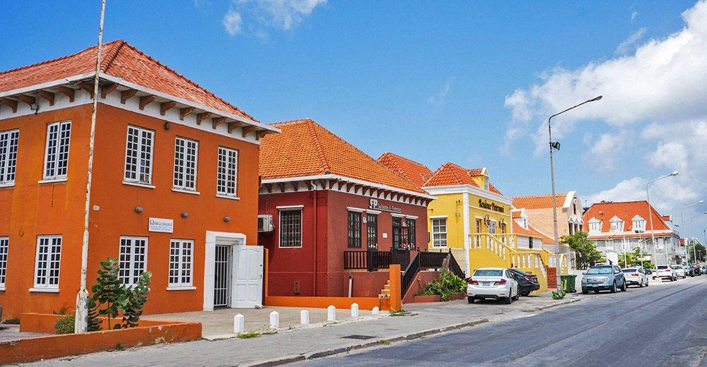 Pietermaai in Willemstad