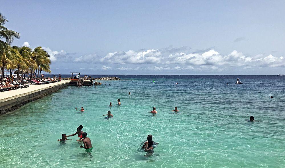 Jan Thiel op Curaçao