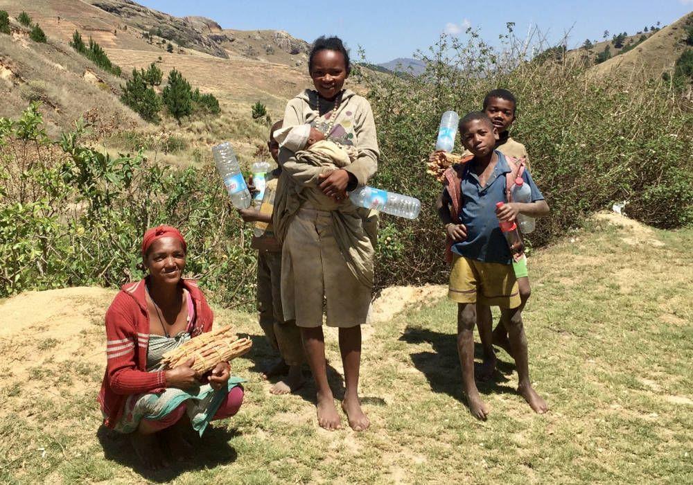 Plaatselijke bevolking van Madagaskar