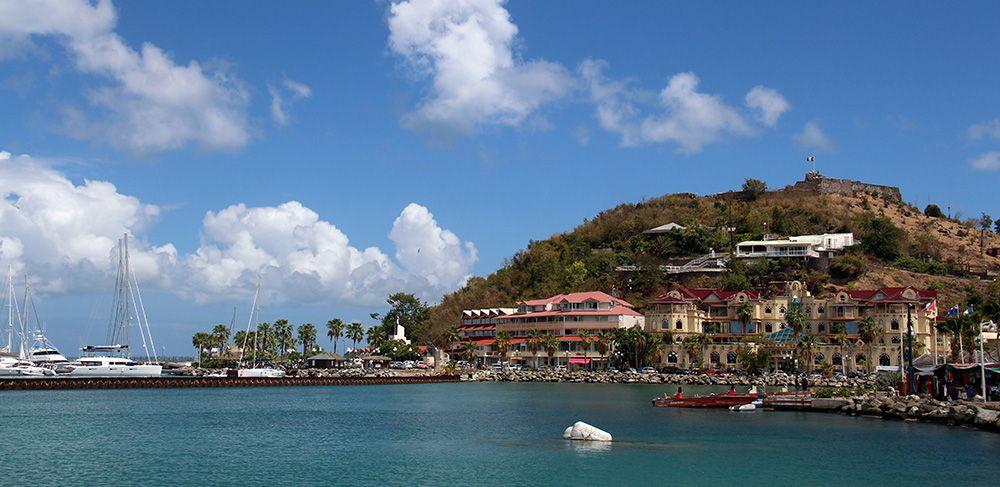 Marigot op Sint Maarten