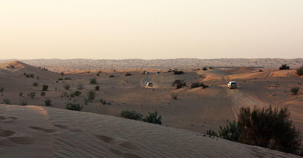 woestijnsafari Dubai