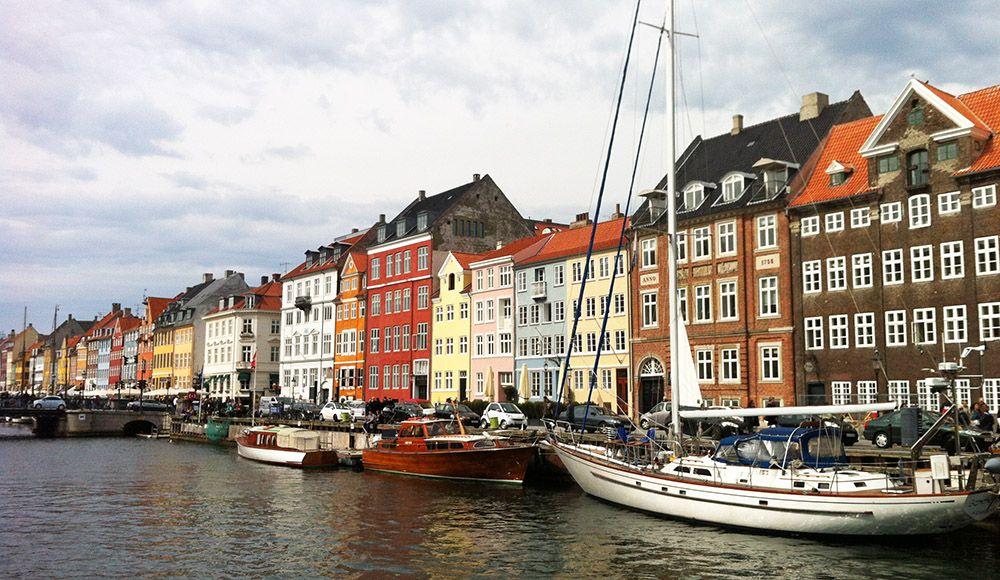 Stedentrip naar Kopenhagen - Nyhavn