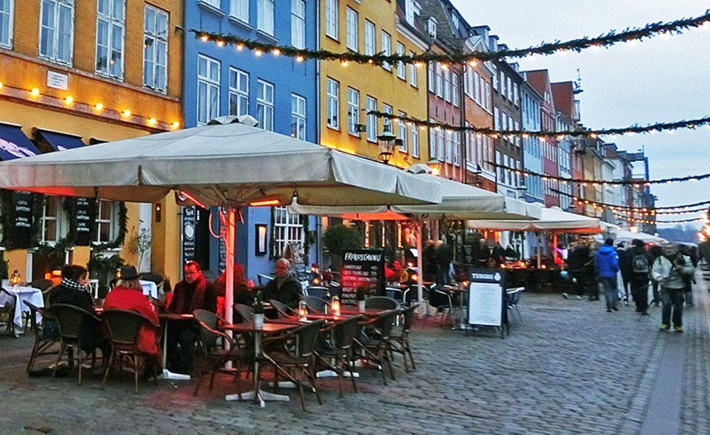 terras in Kopenhagen