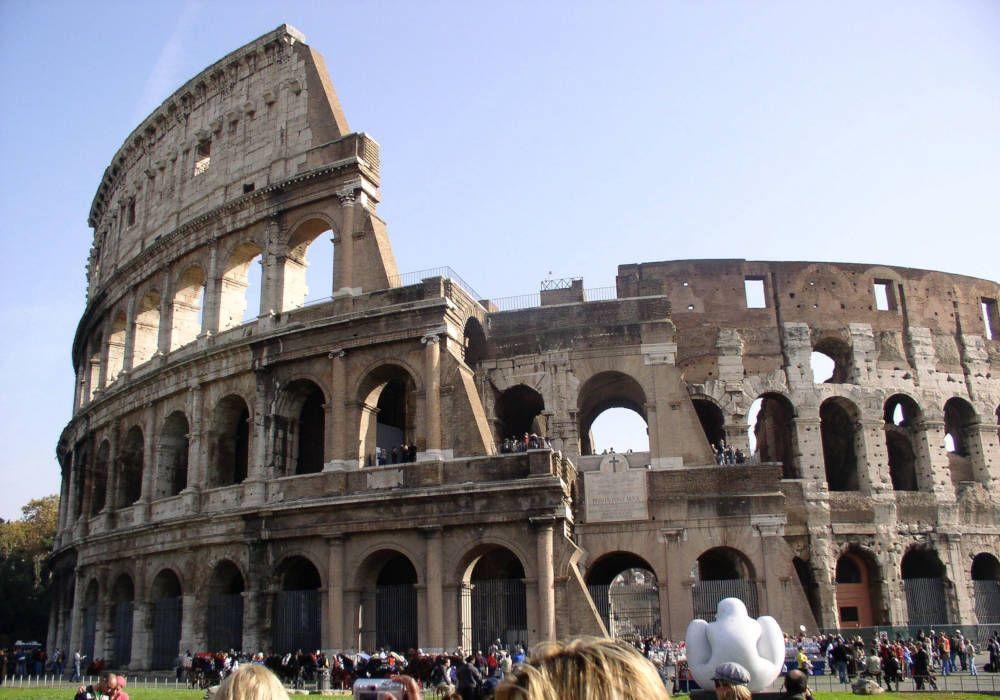Colosseum overdag