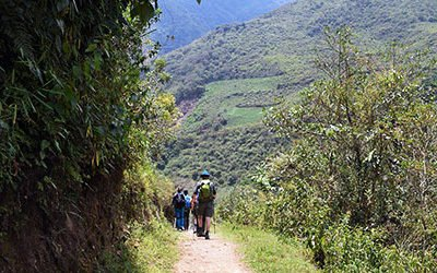 De Salkantay Trail naar Machu Picchu