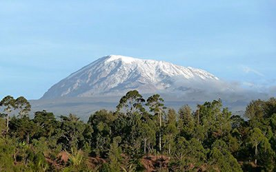 Het imposante Kilimanjaro National Park