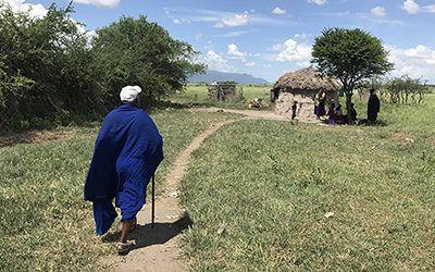 Kennismaking met de Masai in Tanzania