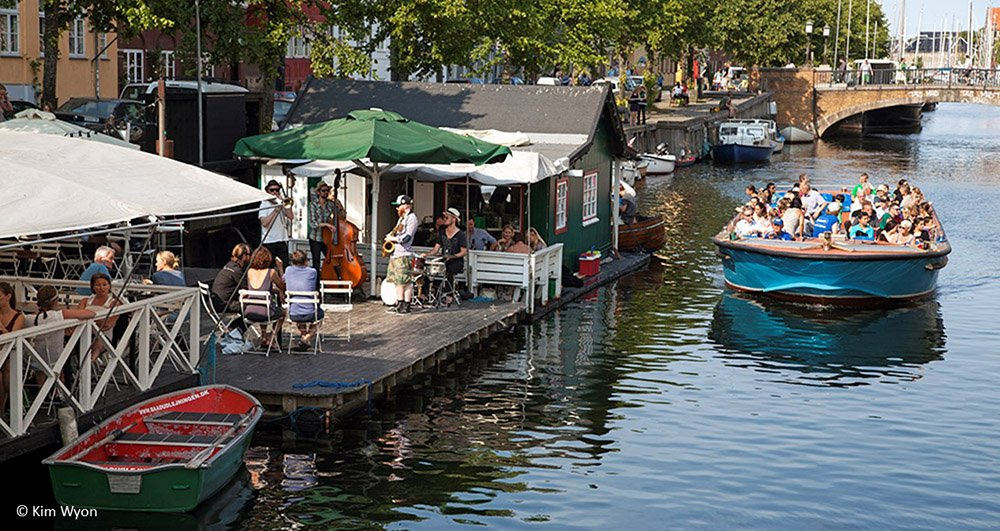 Christianshavn in Kopenhagen