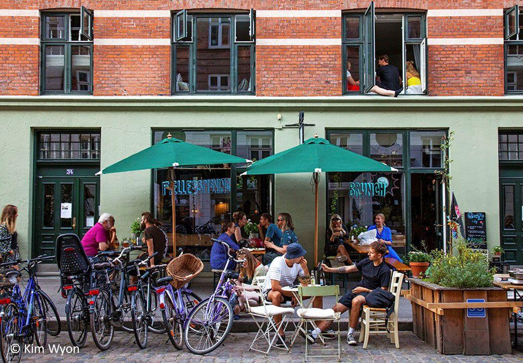 Norrebro in Kopenhagen