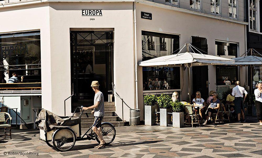 Stedentrip naar Kopenhagen - Stroget