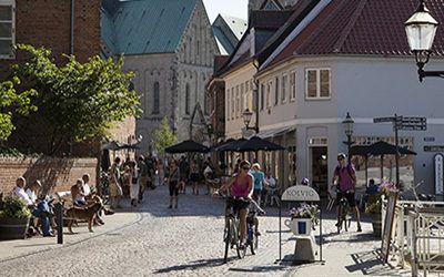 Stedentrip naar Ribe, de oudste stad van Denemarken