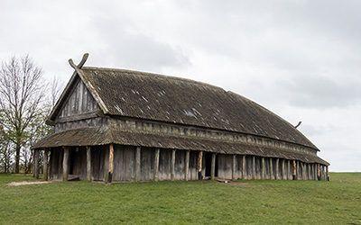 Viking-erfgoed van Denemarken