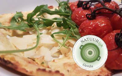 Pizza Margherita della Gerda