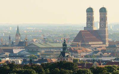 Stedentrip naar München