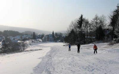 Skiën in het Sauerland